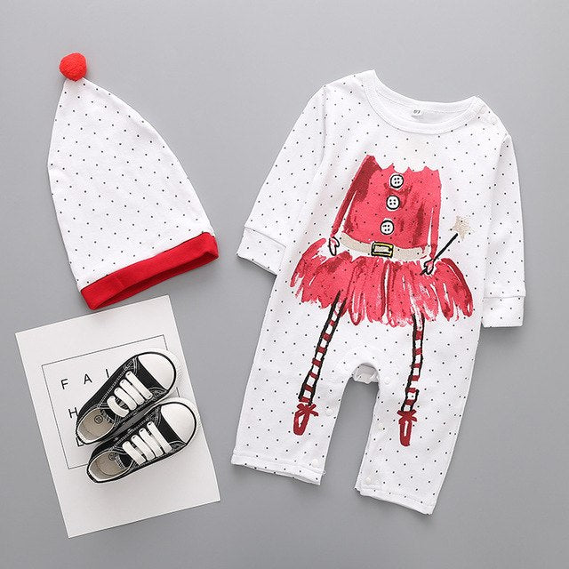 a57e924c8 Trendy Animal Pattern Long-sleeve Jumpsuit for Baby and Toddler ...