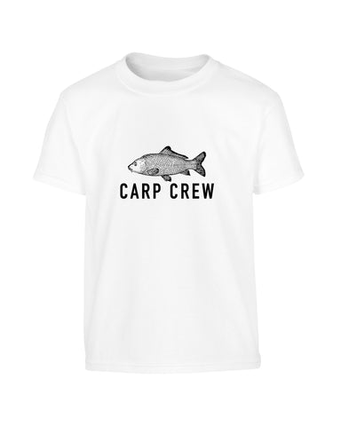 Funny Father's Day 2019 'Carp Crew' Fishing T-Shirt (Unisex)