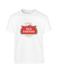 'OLD FARTOIS' Stella Artois Parody Customisable Birthday T-Shirt (Unisex)