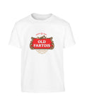 Stella Artois Logo Parody 'Old Fartois' Funny 40th - 60th Birthday Gift T-Shirt (Unisex) 100% Cotton