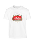 Funny Father's Day 2019 Stella Logo Parody 'Old Fartois' T-Shirt (Unisex)