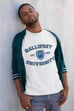 Gallifrey University Doctor Who T-Shirt (Unisex)