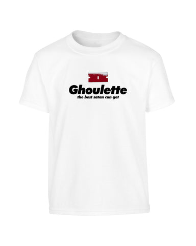 'GHOULETTE' Gilette Parody Halloween T-Shirt (Unisex)
