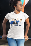 Inbetweeners Cartoon Brilliant T-Shirt  (Unisex)