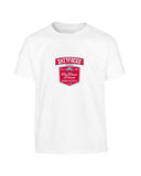 Smirnoff Logo Parody 'S**tfaced, Since' Funny 18th - 39th Birthday T-Shirt (Unisex) 100% Cotton