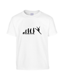 Ballet Evolution Funny T-Shirt (Unisex)