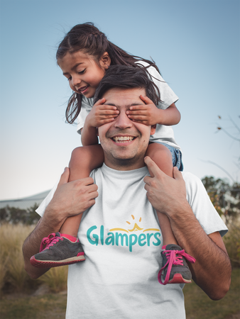 'GLAMPERS' Pampers Parody T-Shirt (Unisex)