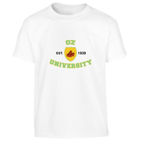 Oz University T-Shirt (Unisex) 100% Cotton