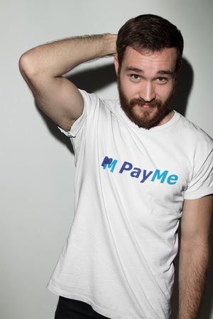 'PAYME' PayPal Parody T-Shirt (Unisex)