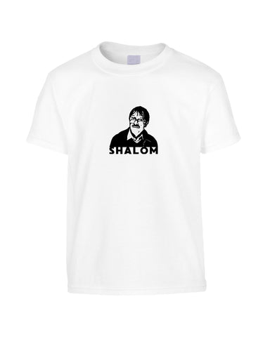 'SHALOM' Friday Night Dinner T-Shirt (Unisex)
