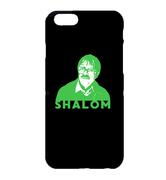 Shalom Jim Friday Night Dinner iPhone Case (Black)