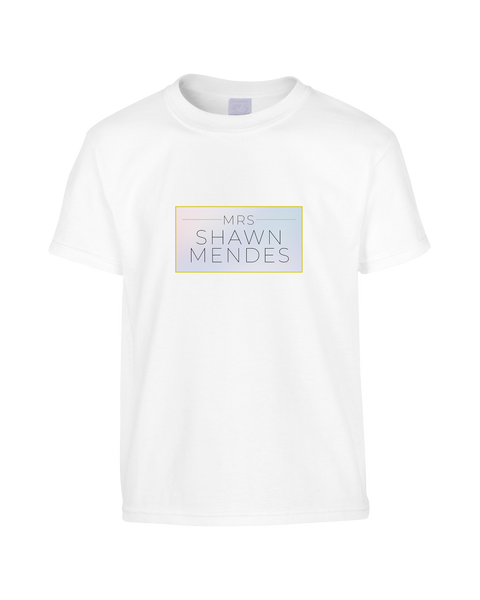 Mrs Shawn Mendes T-Shirt (Unisex)