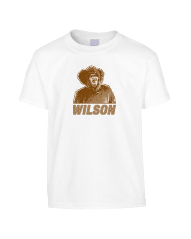 Wilson (Brown) Friday Night Dinner Inspired T-Shirt (Unisex)