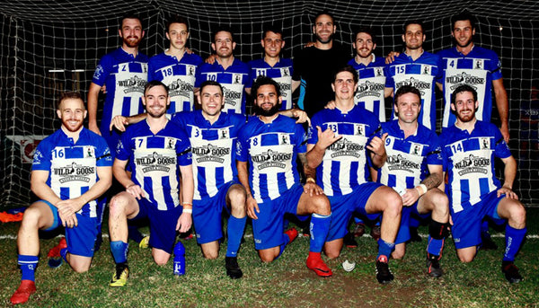Townsville Brothers F.C. make North Queensland Football History