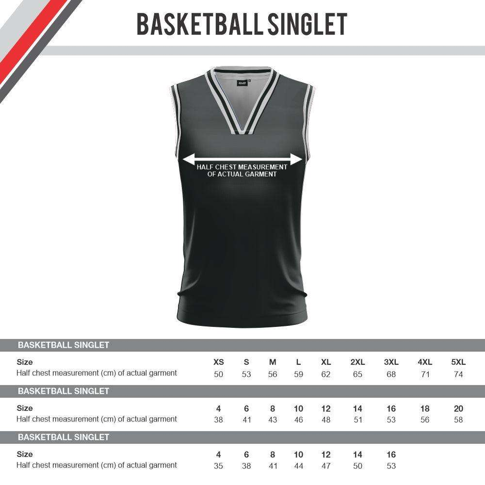 EMU Sportswear:EV2 Demo Shop - Basketball Singlet
