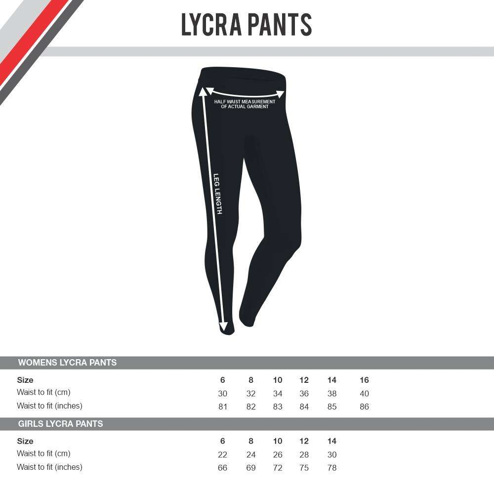 EMU Sportswear:EV2 Demo Shop - Lycra Pants