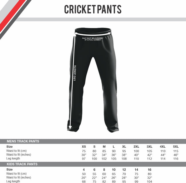 EMU Sportswear:EV2 Demo Shop - Club Cricket Pant