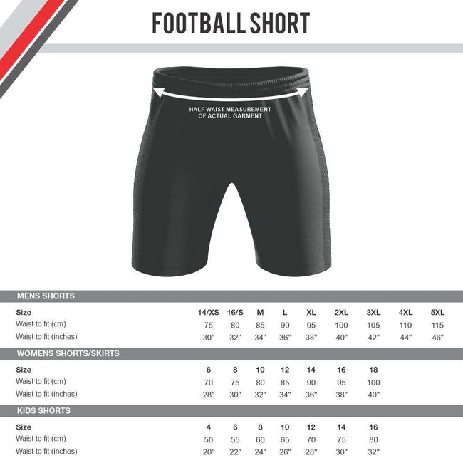 EMU Sportswear:EV2 Demo Shop - Club Soccer Short