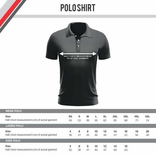Denmark TRL Club Polo