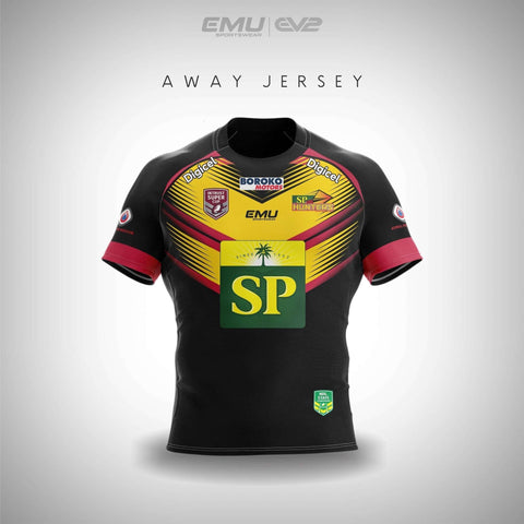 2018 SP PNG Hunters Replica Home Jersey