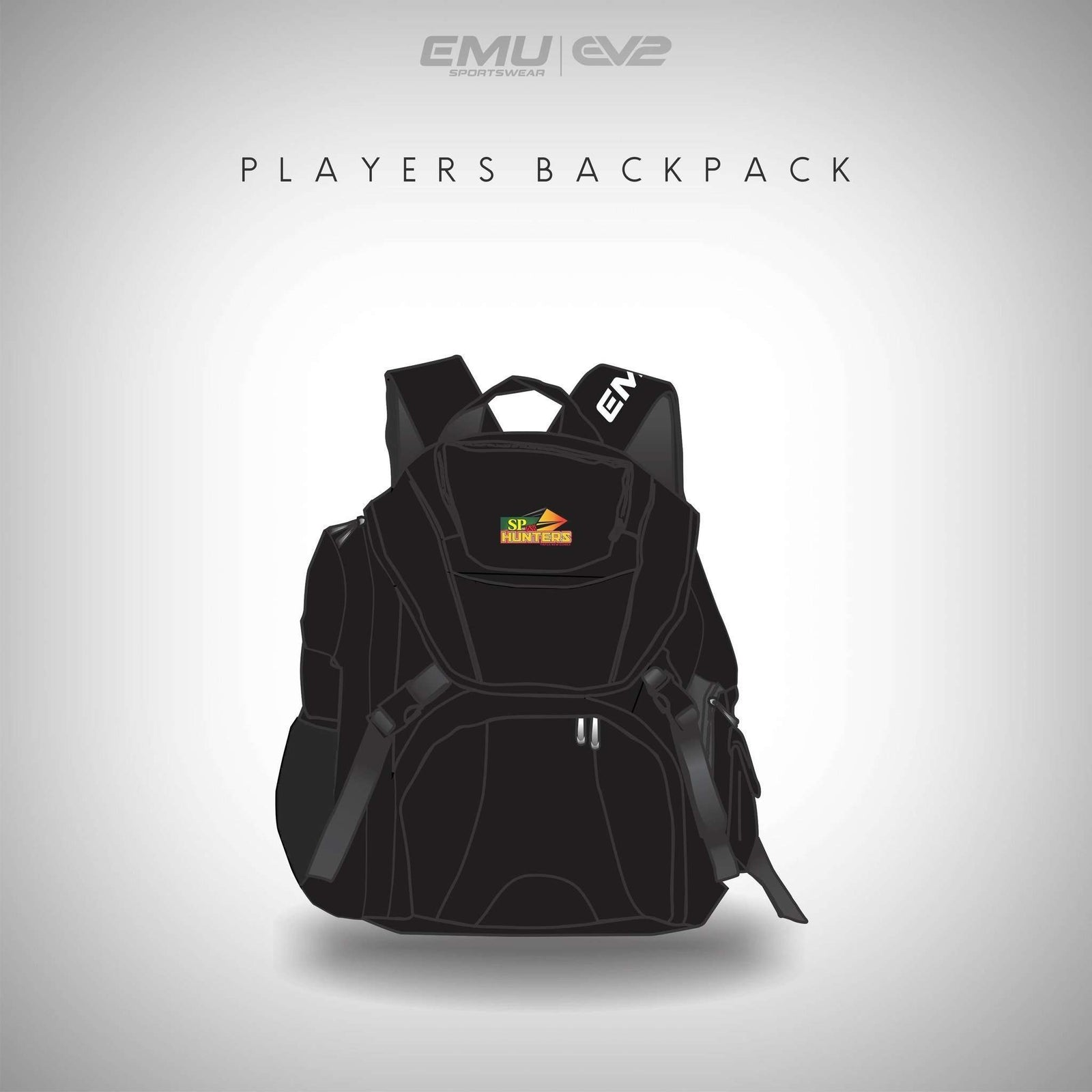 EMU Sportswear:SP PNG Hunters Backpack