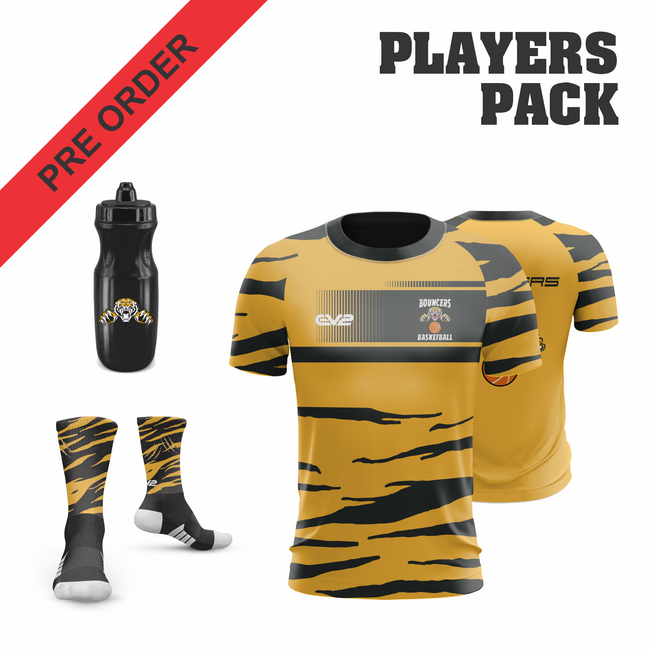 Bouncers Basketball - Players Pack