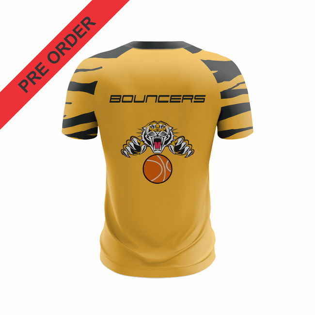 Bouncers Basketball - Training Shirt