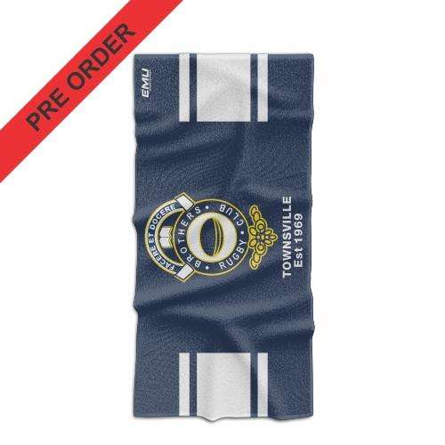 EMU Sportswear:Brothers Rugby Union - Beach Towel