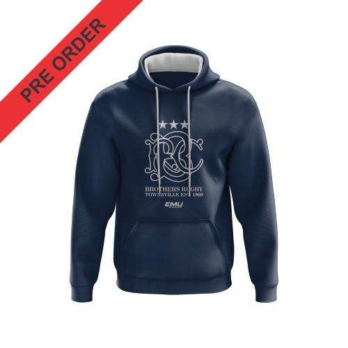 EMU Sportswear:Brothers Rugby Union - Champion Hoodie