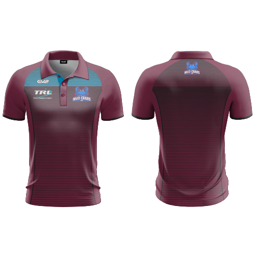 EMU Sportswear:CQ Mud Crabs TRL Club Polo