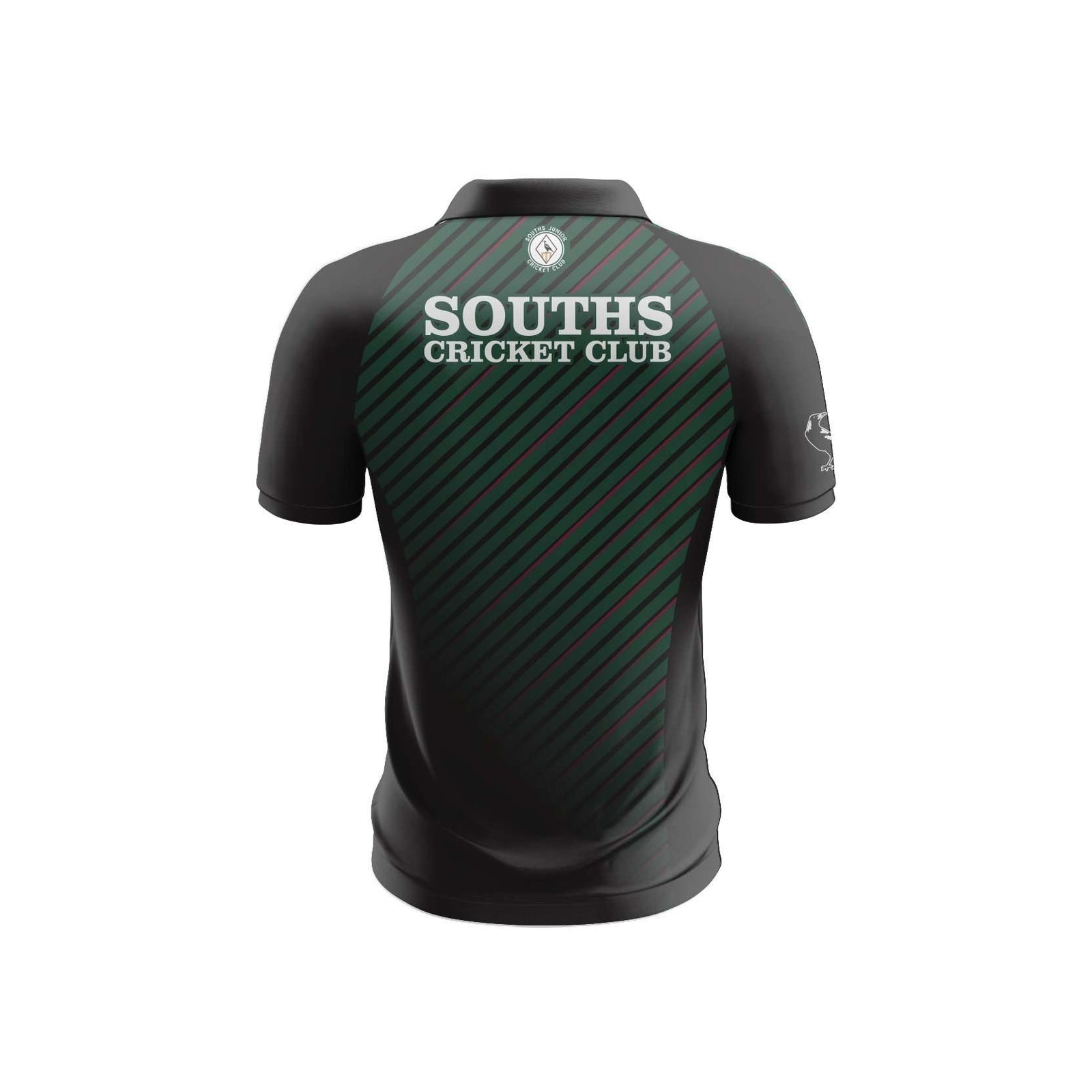 EMU Sportswear:South Brisbane Cricket Club - Champion Polo (Short Sleeve)