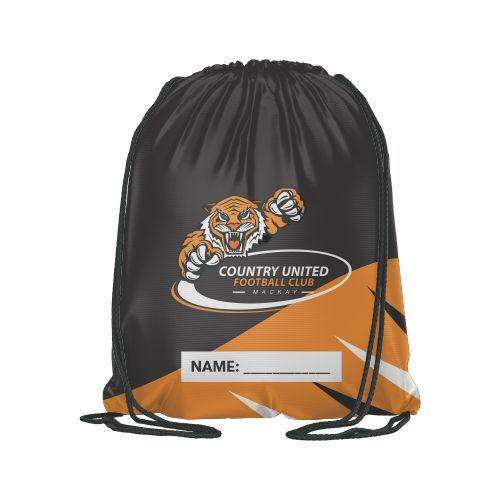 EMU Sportswear:Country United FC - Drawstring Bag