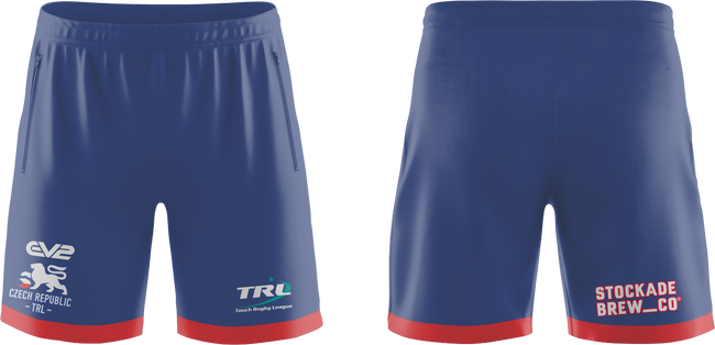Czech Republic TRL Playing Shorts