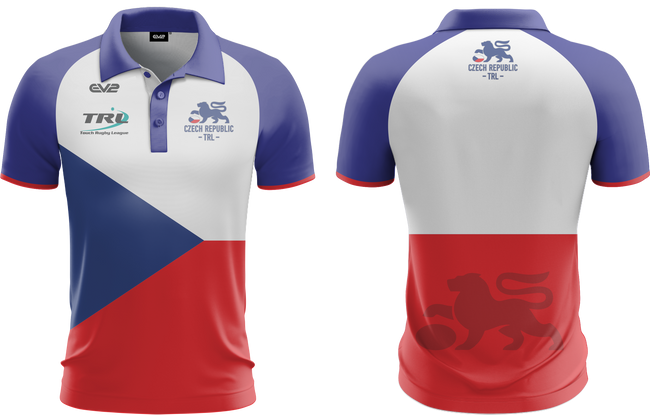 Czech Republic TRL Club Polo