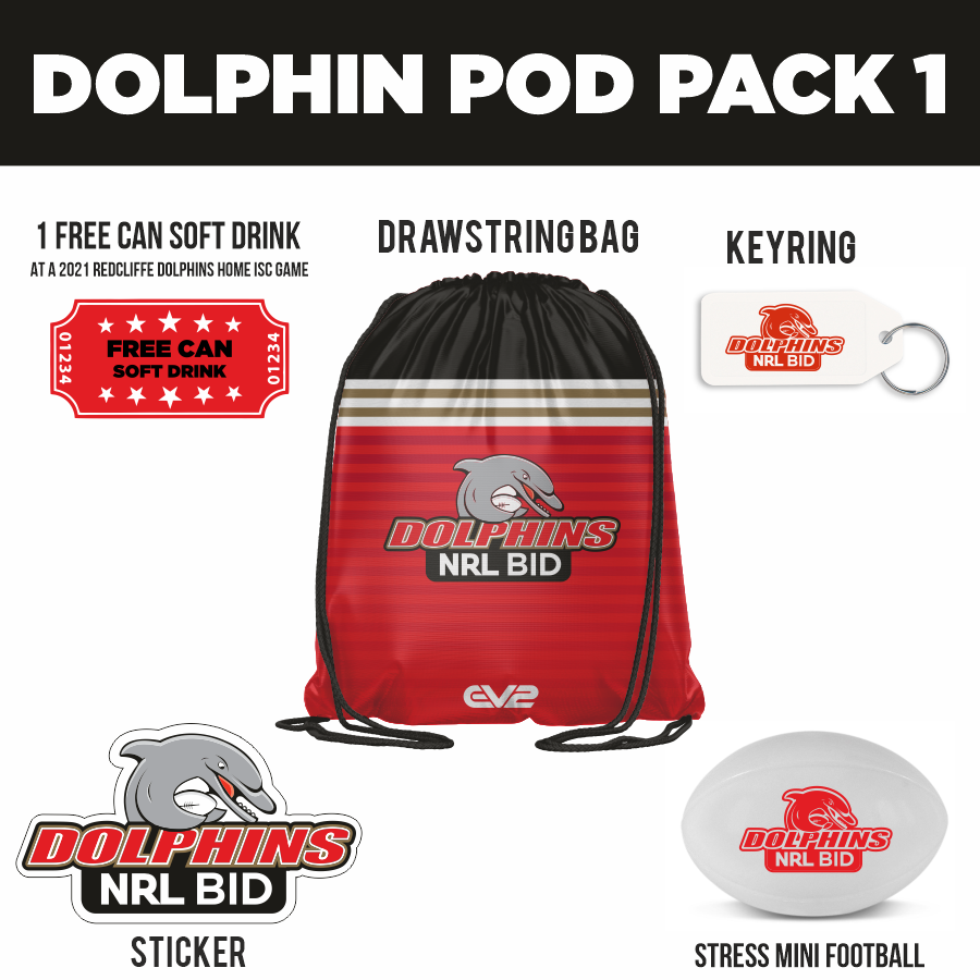 Dolphins Pod Kids Pack 1