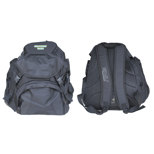 EMU Sportswear:Gold Coast Tacos TRL Backpack