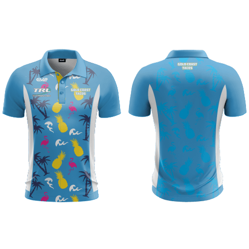 EMU Sportswear:Gold Coast Tacos TRL Club Polo