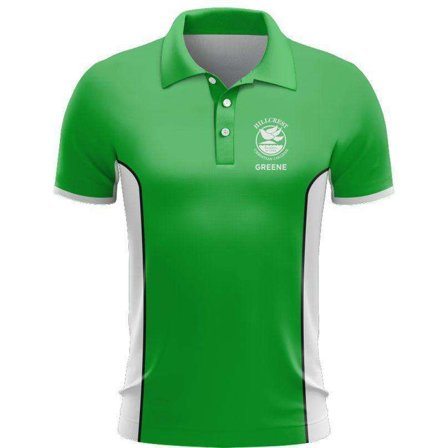 EMU Sportswear:Hillcrest House Club Polo - GREENE