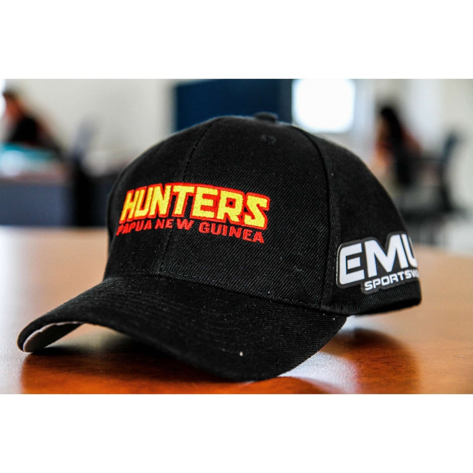 EMU Sportswear:SP PNG Hunters Players Cap