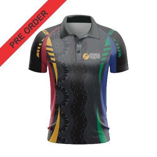 EMU Sportswear:MENS Bramble Bay Deadly Runner Club Polo