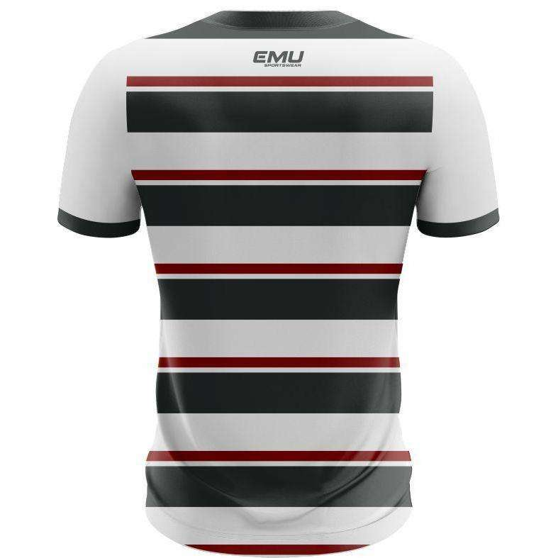 EMU Sportswear:Junior Oceania Rugby - Training Shirt (Barbarians)