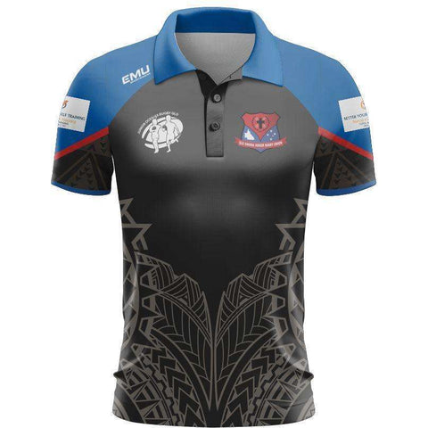Junior Oceania Rugby - Training Shirt (Barbarians)