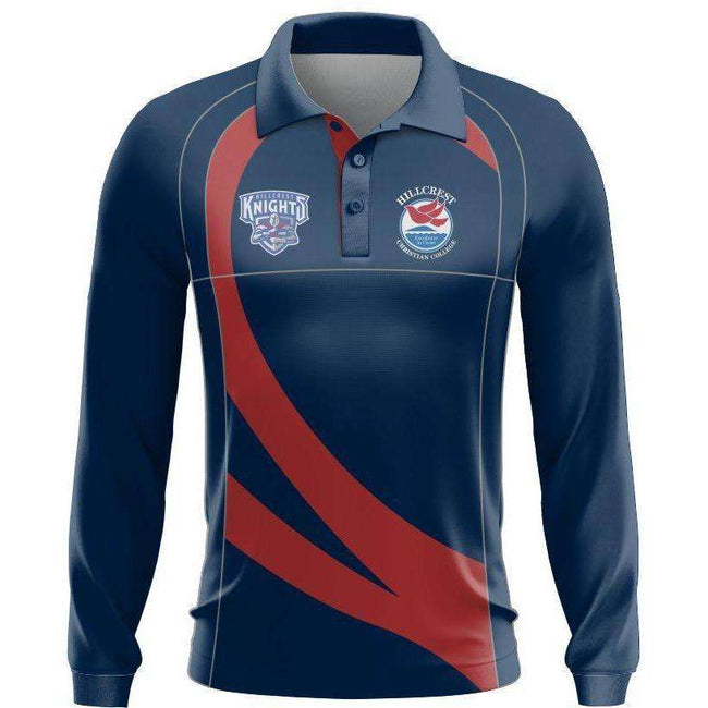 EMU Sportswear:Hillcrest Elite Cricket Shirt - colour