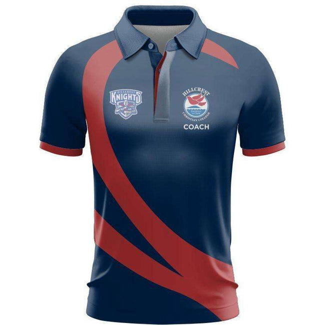 EMU Sportswear:Hillcrest Male Champion Coaches Polo