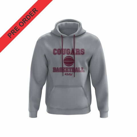 Mount Gambier Basketball - Training Shirt (Long Sleeve) - Bulldogs