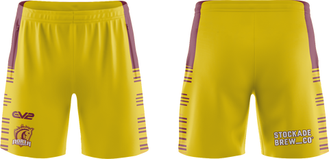 North Brisbane Bucks TRL Lycra Short 1