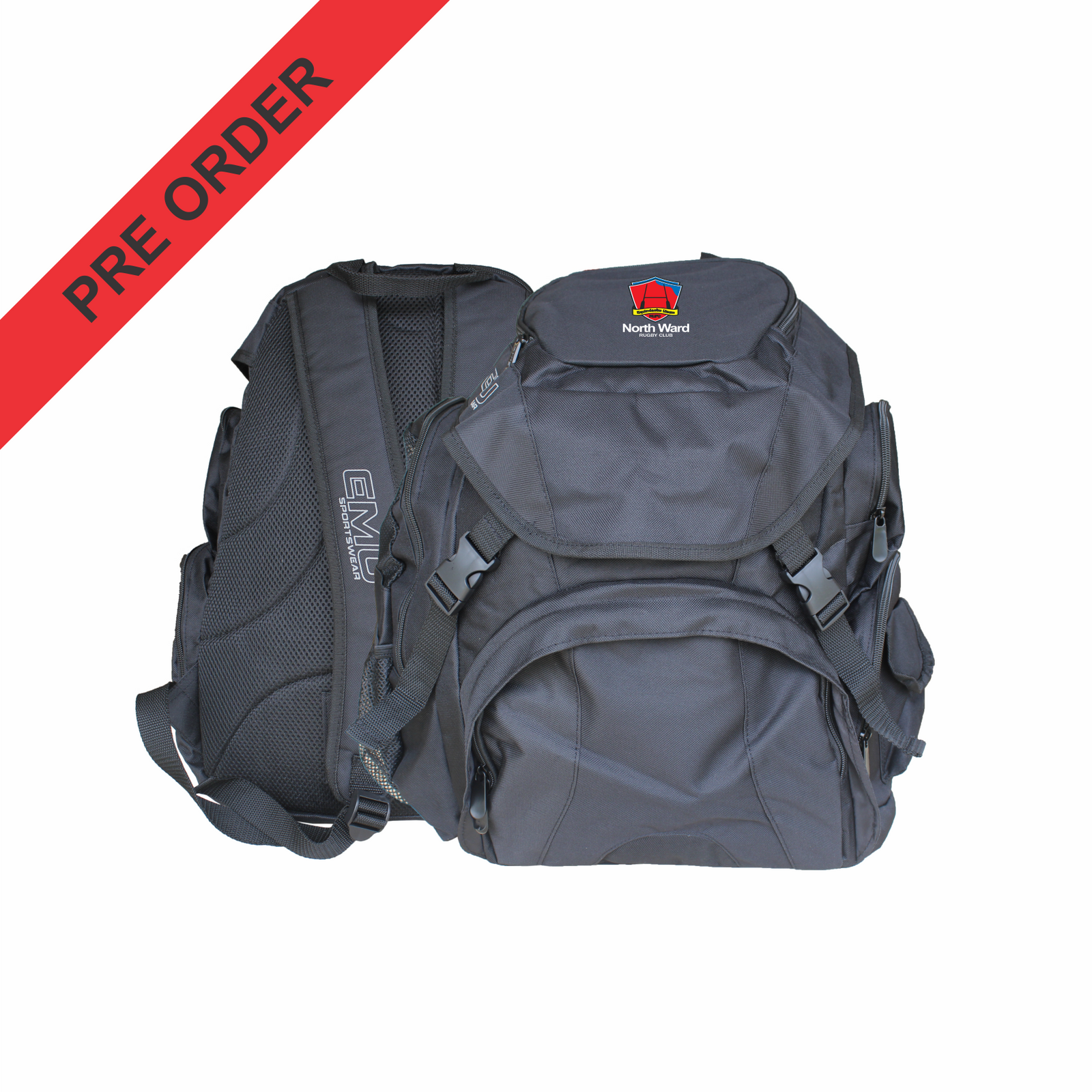 North Ward Rugby Club - Large Elite Backpack