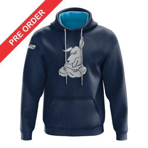 EMU Sportswear:North Lakes District Kangaroos - Champion Hoodie