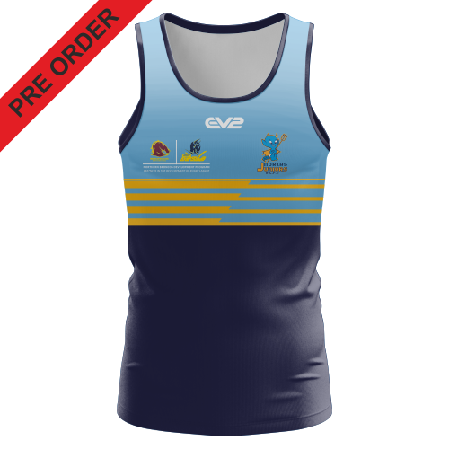 Norths Devils JRL - Training Singlet