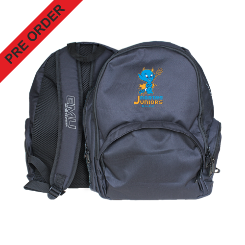 Norths Devils JRL - Club Backpack